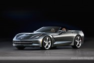 Genf 2013: Stingray Convertible – Das Corvette Cabriolet